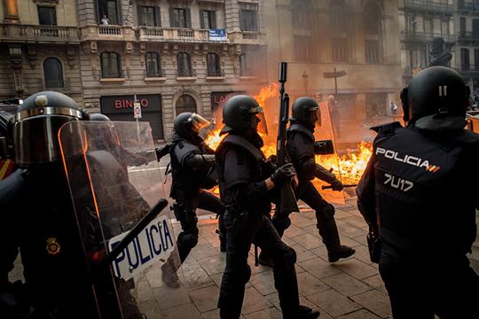 «Если полиция применит жесткие методы, не дай бог прольется кровь, все может пойти по непредсказуемому сценарию»