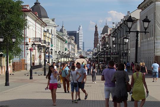 Улица Баумана отпоявления нового проекта ничего непотеряет, затоможет появиться новый магнит как для горожан, так и для туристов