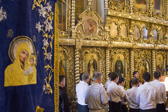 Заведение, где планируется провести мероприятие, расположено неподалеку от Казанско-Богородицкого мужского монастыря и мечети «Кул Шариф»