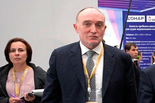Уголовное дело в отношении экс-губернатора Челябинской области Бориса Дубровского, которое вел следственный департамент МВД, прекращено как необоснованное
