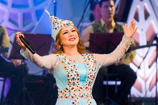 В2017-м президент РТ присвоил звание заслуженной артистки Татарстана солистке ансамбля песни ипляски Уйгурского автономного округаШадие Шамиль. Сейчас сней связь также потеряна