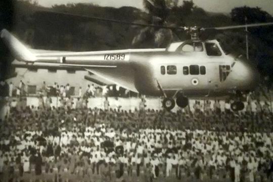 Вертолет Сикорского S-55