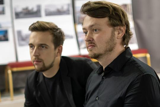 Владислав Куликовский и Арсен Хаиров