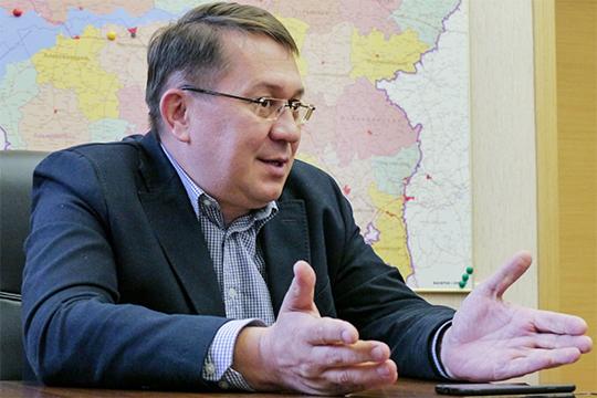 На вопросы читателей «БИЗНЕС Online» ответит директор АО «Зеленодольский молочноперерабатывающий комбинат» Ауфар Галиев