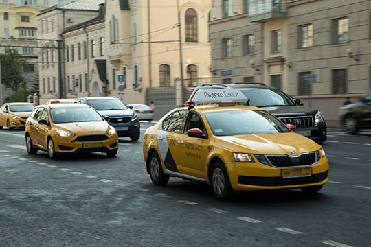 «Это не для экологии, а для имиджа»: «Яндекс» решил возить на газе дороже, чем на бензине