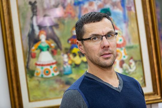 Адель Файзуллин: «Картины Гайши Рахманкуловой говорят сами засебя. Они яркие, колоритные, светлые, добрые… Она исама была таким, очень добрым ижизнерадостным человеком»