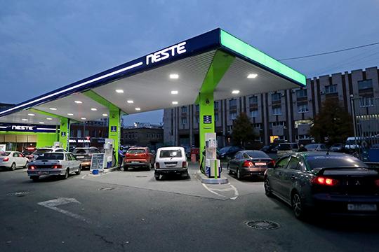 Отчет раскрыл и другую интригу — стоимость приобретения финской сети АЗС в Санкт-Петербурге под брендом Neste. Это ни много ни мало 10,8 млрд рублей