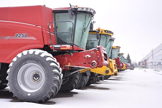 «Газовый трактор предусмотрен, агибридных решений нет»