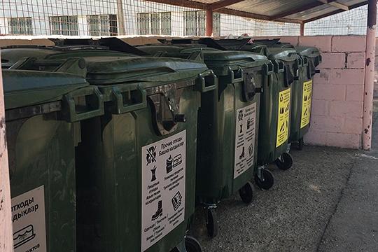 На сегодняшний день раздельное накопление ТКО охватывает 21% контейнерных площадок в 24 муниципальных образованиях РТ