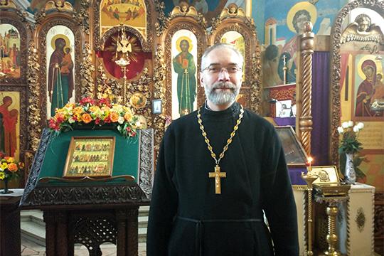 Протоиерей Александр Андриевский