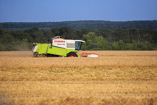 «Глобальное потепление увеличивает плодородность земель. Не исключено, что наша страна с более чем 1,2 миллионами квадратных километров пахотных земель может стать аграрной сверхдержавой»