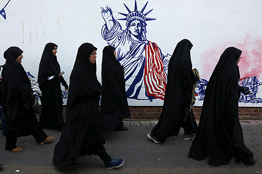 Иранская сторона заявила, что месть не закончена, что у них есть 13 сценариев этой мести, и нападения на посольства США или граждан США, скорее всего, не входят, на мой взгляд, ни в один из этих вариантов