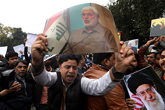 Убийством Сулеймани Трамп консолидировал Иран, при этом он сказал, что США не желают смены руководства в Иране