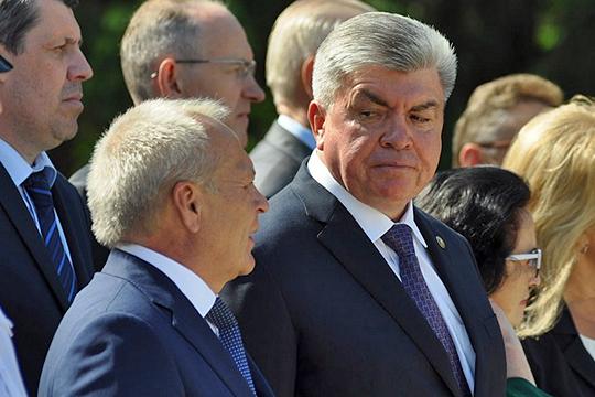 Удастся ли найти мэру Набережных Челнов Наилю Магдееву (справа) такого человека, чтоб, как Ринат Абдуллин (слева), понимал с полуслова и оказался крепким хозяйственником и жестким управленцем