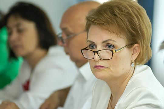 По информации источников, как один из возможных кандидатов рассматривается Альфинур Галиакберова, которая уже два года как возглавляет НГПУ