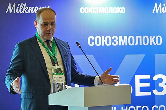 Гендиректор «Союзмолоко» Артем Белов в который уже раз обратил внимание на то, что эксперимент по маркировке молочки проходит в «закрытом режиме»