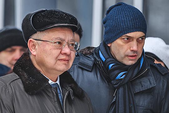 ОтФайзуллина доМиннахметова: поТатарстану пронеслась кадровая буря