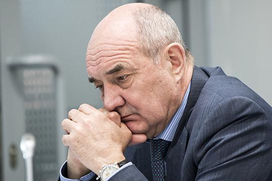 Ренат Тимерзянов покинул должность федерального инспектора и занял позицию руководителя службы безопасности ГК «Нэфис»