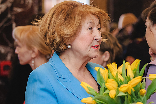 Изменения произошли в руководстве Общественной палаты РТ: организацию возглавила Зиля Валеева
