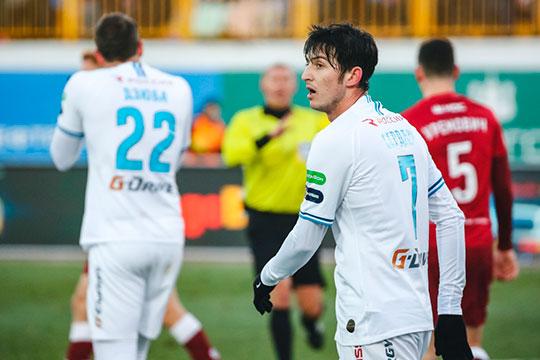 У казанцев есть определенные контакты с менеджментом «Зенита»: стороны в прошлом году провели трансфер Сердара Азмуна