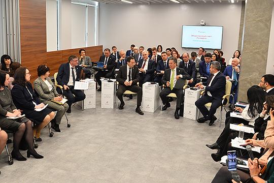 Накануне состоялся Общественный совет «Татнефти», посвященный вопросам образования