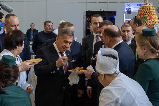 Марат Зяббаров: «Вюбилейном году надеемся напонимание наших нефтяных компаний»