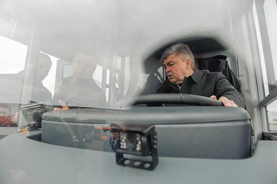 «Наезд» наМагдеева, отставка начальника ОП«Электротехнический» иотправка масок вКитай