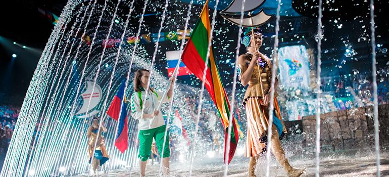 Казань получила право начемпионаты поводным видам спорта