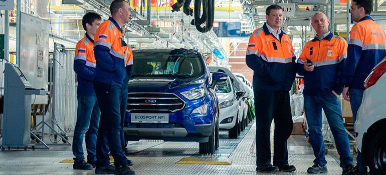 Закрытие Ford Sollers вЧелнах иЕлабуге
