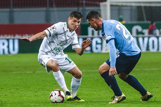 Станислав Черчесовназвал состав на ближайшие матчи сборной. В списке из 25 игроков четыре футболиста «Рубина»