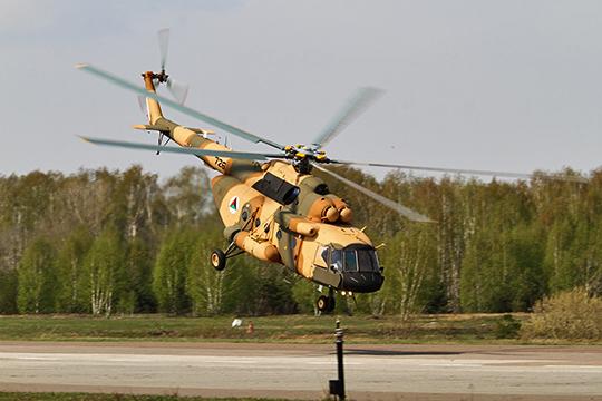 Ми-17 и сегодня остается отличной машиной