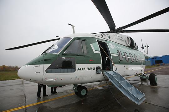 Ми-38 изначально задумывался как дорогой и сложный вертолет