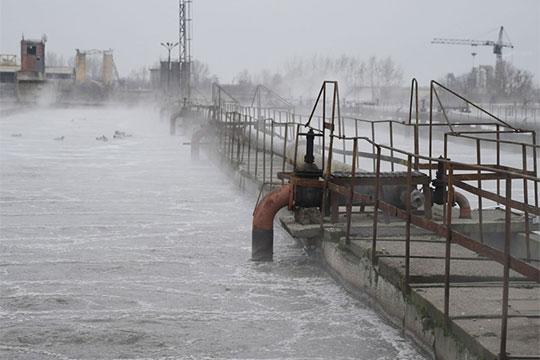 Немного не дотянул «круглых» 750 млн рублей один из наших новичков - АО «ГМС Нефтемаш».И вся эта сумма обеспечена заказом казанского водоканала на оборудование, необходимое для реконструкции БОС канализации МУП «Водоканал»