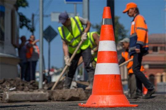 «Татавтодору» подкинул работы республиканский «Главтатдортранс». Самым крупным заказом ГКУ стал ремонт дороги «Соболековская» в Нижнекамске, который былоцененв 448 млн.