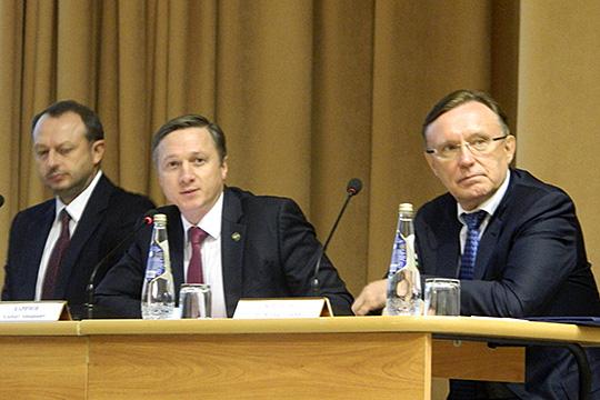 Обеспечить ежегодный рост производительности труда на 5% - такую задачу ставит перед промышленниками татарстанский минпромторг