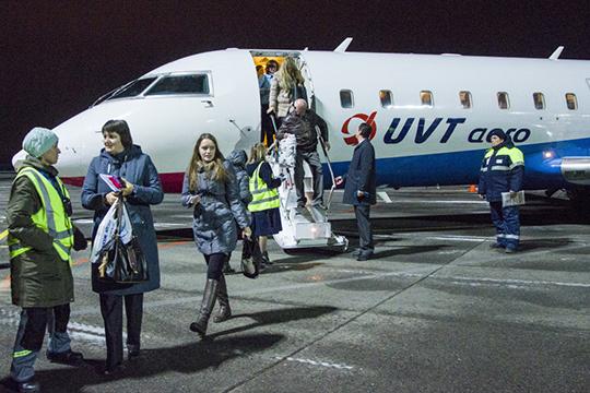 Именно вБугульме прописана крупнейшая авиакомпания Татарстана АО«ЮВТ Аэро»