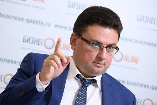 Максим Беляев: «С2013 по2017 год вТатарстане оправданы 92 лица. Авот прекращенных дел судом заэтотже период— на7403 человека»
