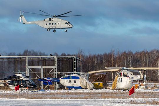 Этот день приближали 30 лет: казанский Ми-38 купят идля Путина