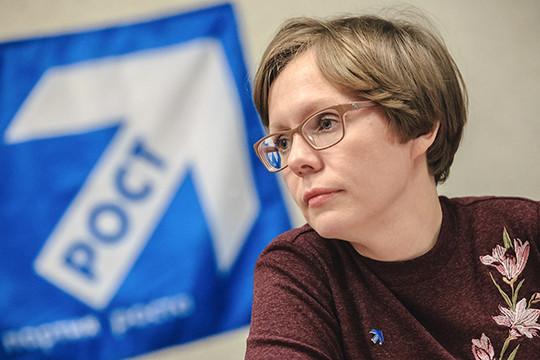 Александра Юманова— глава союза вкладчиков ТФБ иИнтехБанка, которая многоесделала, чтобы отстоять права обманутых вкладчиков