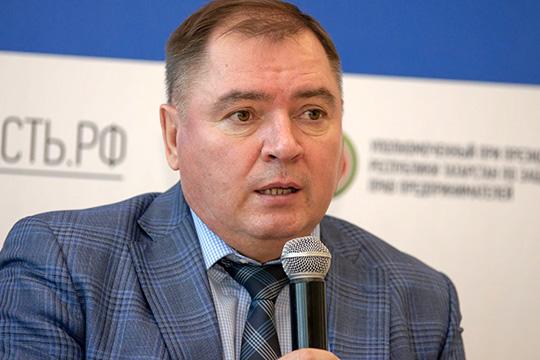 Валерий Чершинцев: «Получается, что программа «Чистая вода», которая реализована вТатарстанеинакоторую выделяются большие ассигнования, неэффективна»