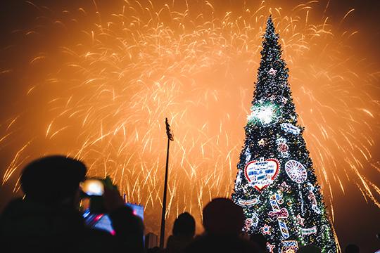 Подготовка кНовому году вЧелнах: фестиваль «Creative тюбинг» иоткрытие праздничных елок