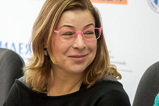 Софья Федекина