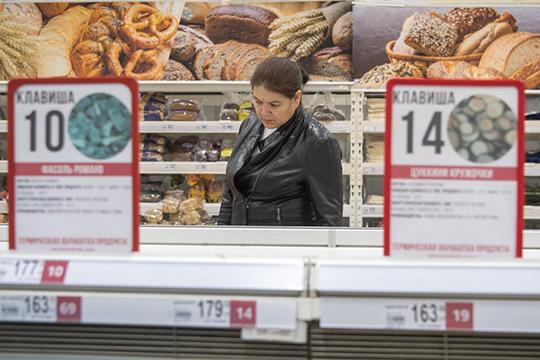 Самая неожиданная неприятность: значительно подорожал относительно всех контрольных отметок… хлеб!