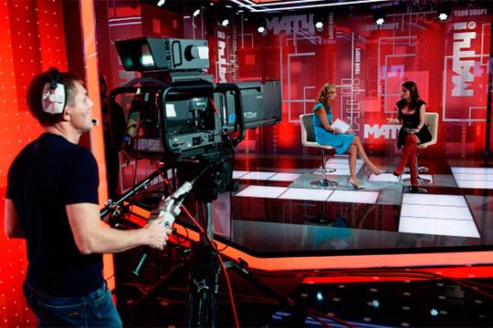 «Такой бесплатный пиар, который имеет «Матч ТВ» вмоем лице, ядумаю, ниодному телеканалу неснился» (на фото солимпийской чемпионкой по фигурному катаниюТатьяной Навкой)