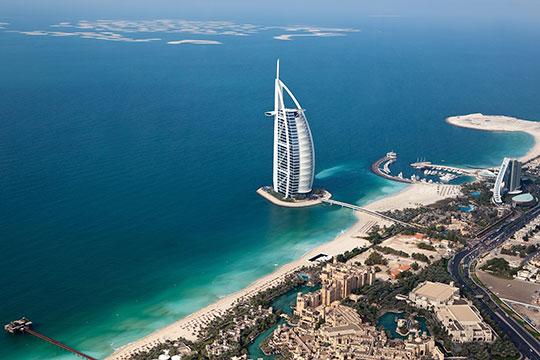 «ОАЭ— яркий пример для всего мира, как можно развивать страну, развивать туризм практически снуля»
