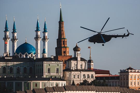 Поговаривают отом, что производство главной «кормящей» КВЗ машины— Ми-8/17— напредприятии закроют