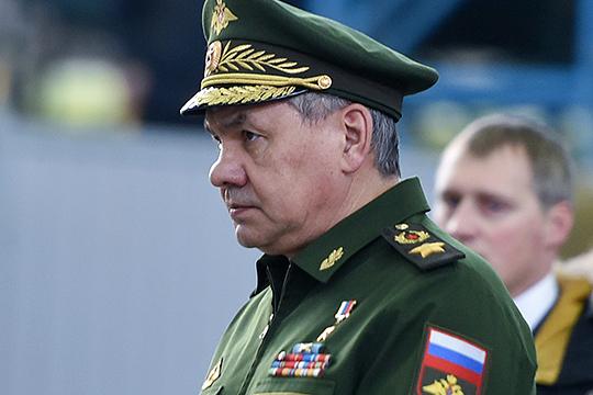 Неможет Шойгу незадать вопросов ипосверхактуальной для Вооруженных Сил, авказанском случае— еще иболезненной теме ударных беспилотников