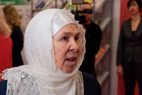 Фаузия Байрамова: «Раньше татарские богачи содержали медресе. Асейчас деньги вАмерике»
