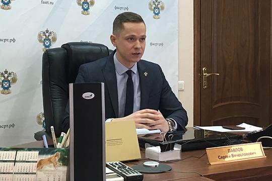 Сергей Павлов:«Это дело— одно изсамых крупнейших, которое расследовало татарстанское УФАС России завсю историю»
