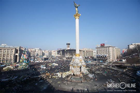 «Почти 50 миллионов людей считают себя украинцами, у них свои представления о Европе и своем месте в ней. Как вы думаете, у них достаточно оснований для национального самосознания? Это вы сами решите»